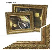 Рамка пластик30*45 (5602C/5923)бронза 62мм(9)PVC