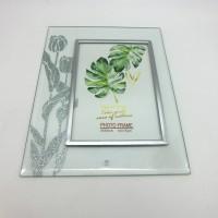 Рамка стекло GT1233-10*15  Цветочки(48)
