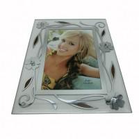 Рамка стекло 10*15 1036-4*6(48)Орнамент