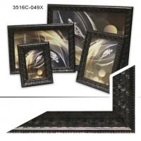 Рамка пластик А6 10*15(3516-049)коричнев