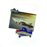 """Рамка пластик 10*15см """"Самолет""""JF223B(1/120)"""