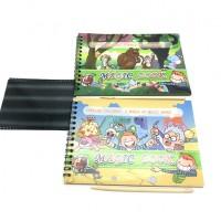 Набор  для творчества детский MAGIC BOOK М5