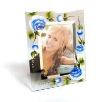 Рамка стекло 10*15 ручная роспись(48)CH010