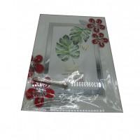 Рамка стекло 10*15 722-10*15 Цветы(48)
