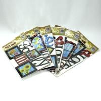 ПАНО-наклейка/пластик КОМБИ XP 3D(360)