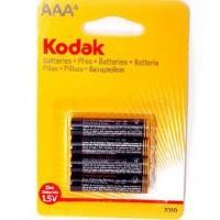 Бат. Kodak R03 BL4 (48)