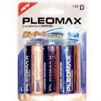 Бат. Samsung Pleomax LR20 BL2 (20/80)