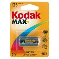 Бат. Kodak CR123 BL1 (6/12)
