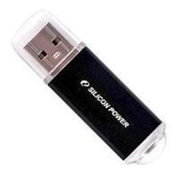 USB flash drive 32Gb SiliconPower 32Gb Ultima2-1 Black