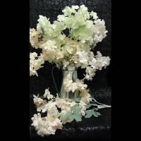 Букет  искус. цветов 0041-1