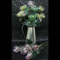 Букет  искус. цветов 0041-8(300)
