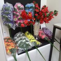 Набор искус.цветов из 10штТюльпаны 50см YWTY20-6 (1/10)