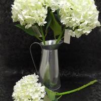Цветок  искусственный Гортензия 0390    Бутон 20 см Длина 80 см