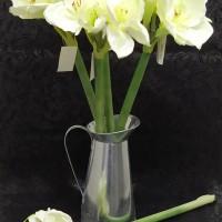 Цветок искусственный  1261   Бутон 15 см  Длина 70 см