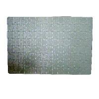 Пазл для сублимации 19*19 пластик ДВУХСТОРОННИЙ 36 элементов HT-3DP016