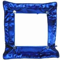 """Подушка синяя""""Думка""""38*38 квадрат"""