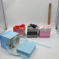 """Коробка подар д/кружки """"Орнамент""""002-10*10см""""(750)"""