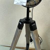 Лампа ПРОЖЕКТОР дерево 64см YT14002-2(8)