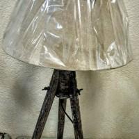 Лампа настольная дерево 65*34YT018C(8)