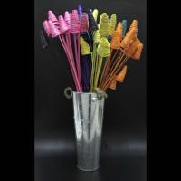 Набор сухоцветов из 10 шт   50 см  микс  0568-2