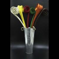 Набор сухоцветов из 10 шт   50 см  микс  0568-3