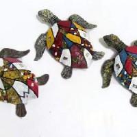 "Декоративное украшение ""Черепаха""  20x20x4 cm  LA014А3-3/S"