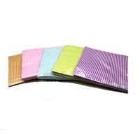 Набор одноразовых салфеток из бумаги 20шт 35718-3