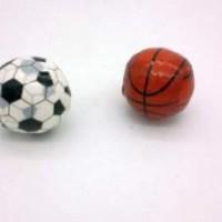 Прессованное полотенце МЯЧ футбол,баскетбол,гольф (1/6/600)42153-2