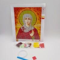 Алмазная мозаика 7514-3-02 Святая Галина