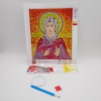 Алмазная мозаика 7514-3- 11 Святая Мученица Ника Виктория