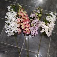 Цветок искус.  Гортензия   9225-3   1м   4 цвета