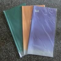Набор ПЛЕНКИ для упаковки цветов    60*60 см 20л PVC  22221-12