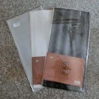 Набор ПЛЕНКИ для упаковки цветов   60*60 см 20л PVC  22221-13