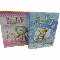 Ф/альбом  100ф 15*20 в кейсе Baby Мишки(36)6642-6*8-100