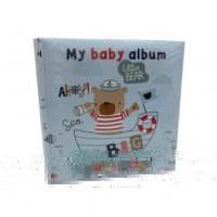 Ф/альбом  200ф 10х15 книга My BABY album (24) )22142YB-2