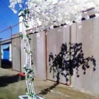 Декоративная арка д/оформления металл ДЕРЕВО 2,5м