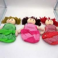 """Панно текстильное  настенное """"Кукла-кармашки"""" для мелочей 35146-4(200)"""
