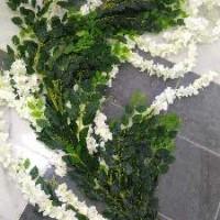 Лиана  2,5 м  ГЛИЦИНИЯ  0228-5(50)  Белый