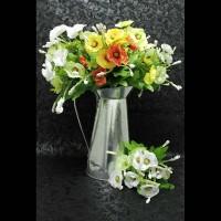 Букет  искус.цветов 5189    30 см   Бутон 5 см