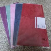 Набор ПЛЕНКИ для упаковки цветов    60*60 см 10л  Влагостойкая  бумага  2357-1  5 цветов