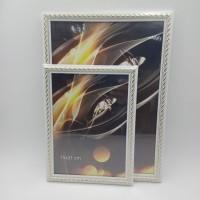 Рамка пластик А5 15*21(1606-012)белый16мм(40)