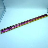 Набор упаковочной бумаги 70*100 см  3 шт  YX-4