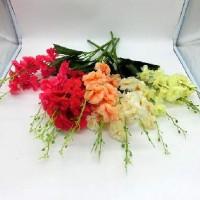 Цветок искусственный 0 420-7    60 см  5 цветов
