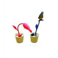 Лампа настольная Птичка на светодиодах(13)от USB  H06