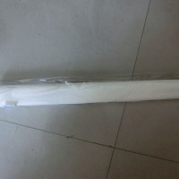 Рулон бумаги КРЕП  0,5м х 2,5м  арт.10молочный