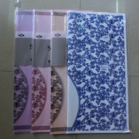 ПЛЕНКА   дизайнерская для цветов ЦВЕТОЧНАЯ (набор 20 листов 60*60 см) арт.116