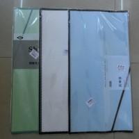 ПЛЕНКА  дизайнерская для цветов ПОЛОСКА (набор 20 листов 60*60 см) арт.118