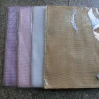 Бумага упаковочная  РОГОЖКА (набор 10 листов 50*68 см)  арт 122