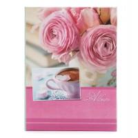 Фотоальбомы Fotografia 10x15 см., 100 фото, FA-PP100 - 337, цветы (24)