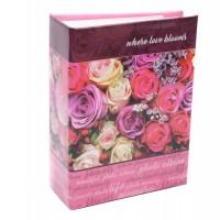 Фотоальбомы Fotografia 10x15 см., 100 фото, FA-PP100 - 346   цветы (24)